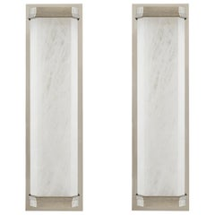 HNP Rock Crystal Sconces by Phoenix
