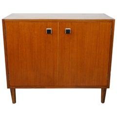 1950s-1960s Teak Wooden Cabinet