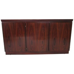 Danish Rosewood Credenza or Sever for Skovby Mobelfabrik A/S