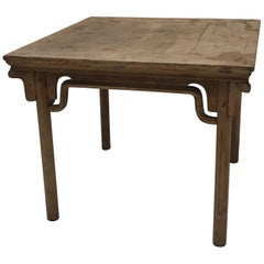 Chinese Table in Elm
