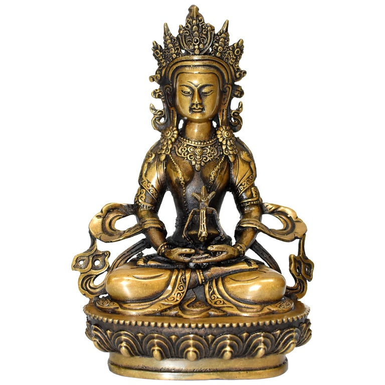 Tibetan Amitayus Buddha For Sale