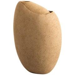 Organic Wabi-Sabi Shell Vase by Brazilian Designer Domingos Tótora, Model 3