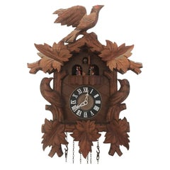 Vintage German Cuckcoo Wall Clock