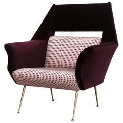 Gigi Radice, Chair for Minotti, circa 1950-1959