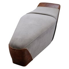 Sella, Contemporary Chaise Longue