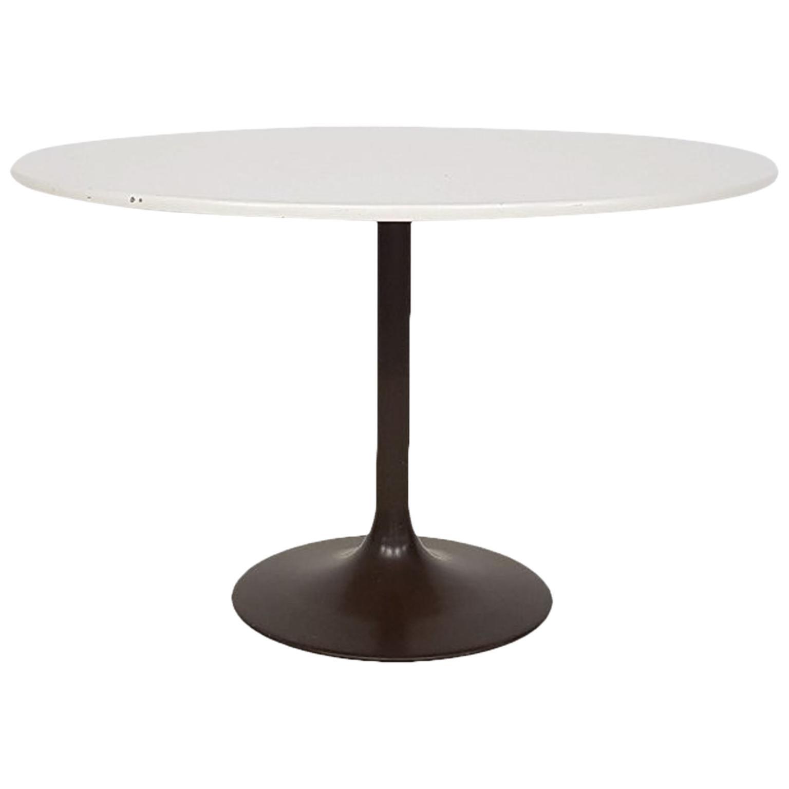 """""""Tulip"""" Dining Table by Borge Johanson for Johanson Design Markaryd, 1968"""