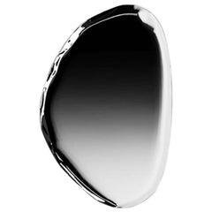 Tafla Mirror O2 by Zieta Prozessdesign in Stainless Steel