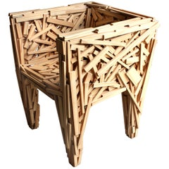 Favela Chair by Fernando and Humberto Campana for Edra, Italy, 2003