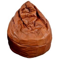 De Sede Patchwork Leather Bean Bag