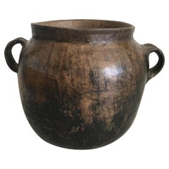 Ceramic Water Pot from Mexico, 1980s