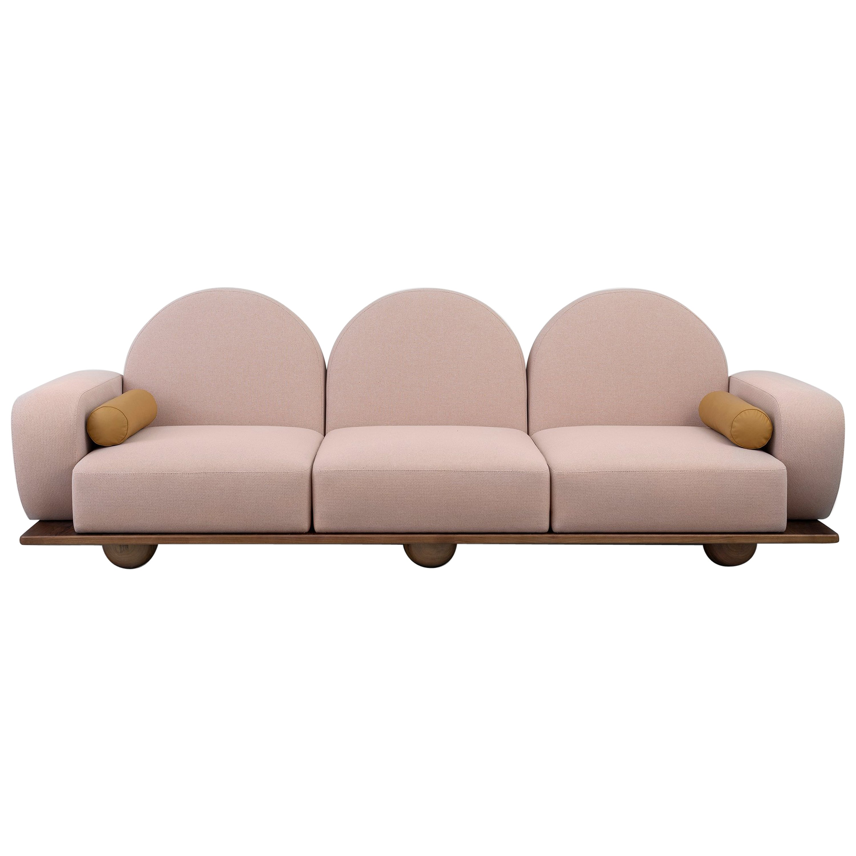 Beice 3-Seat Sofa