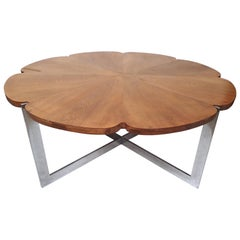 Modern Milo Baughman Coffee Table