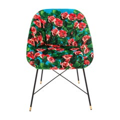 "Seletti ""Roses"" Upholstered Occasional Chair by Toiletpaper"