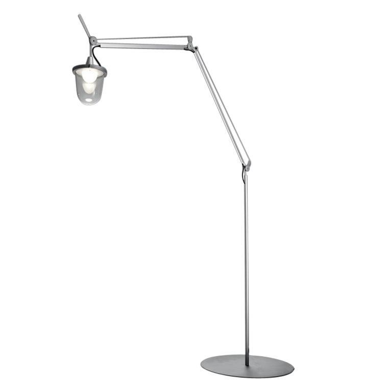 Artemide Tolomeo Lantern Outdoor Floor Lamp For Sale