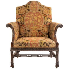 Chippendale Armchairs