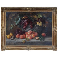Beautiful Still Life Painting, Early 20th Century