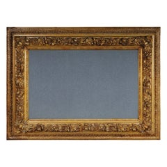 Magnificent, Antique Frame / Mirror 19th Century Gilded