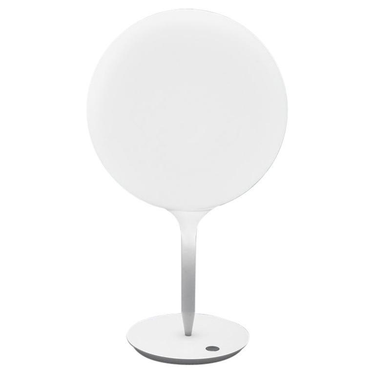 Artemide Castore 42 Table Lamp in White