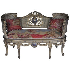 Elegant Sofa/Couch in Rococo / Louis XV Style