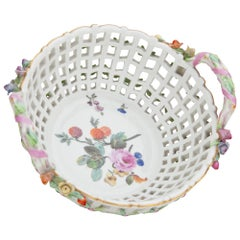 KPM Basket, Second Half of the 18th Century