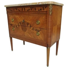 19th Century Chest of Drawers Louis XVI Style by Mercier Freres, Paris