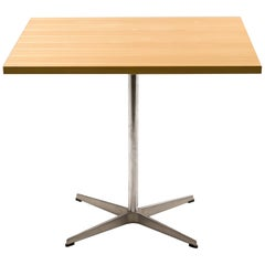 Arne Jacobsen Shaker Cafe Table