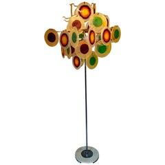 Floor Lamp Design Italy, circa 1970