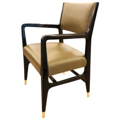 Gio Ponti Armchair for Cassina, Italy, 1950s