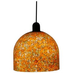 Exceptional Mid-Century Modern Pendant Lamp by Peill & Putzler, 1970s, Germany
