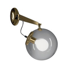 Artemide Miconos Wall Light in Gold