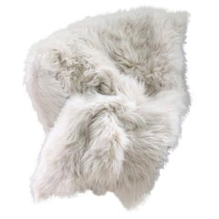 Cashmere Fur Sofa Bed Throw Blanket