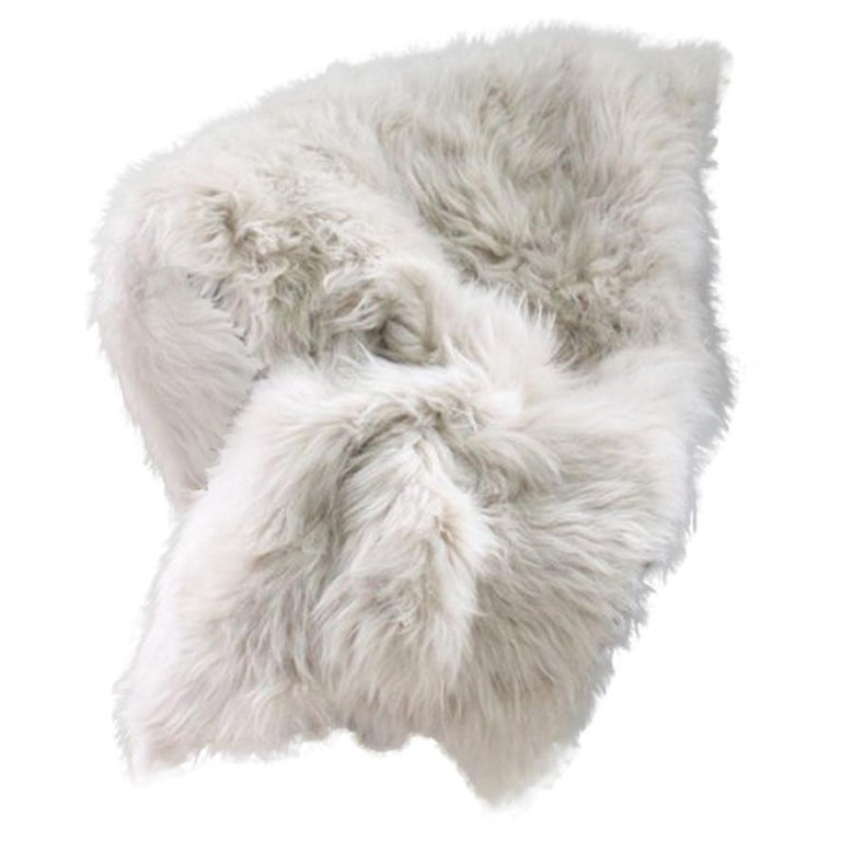 Cashmere Fur Sofa Bed Throw Blanket For Sale