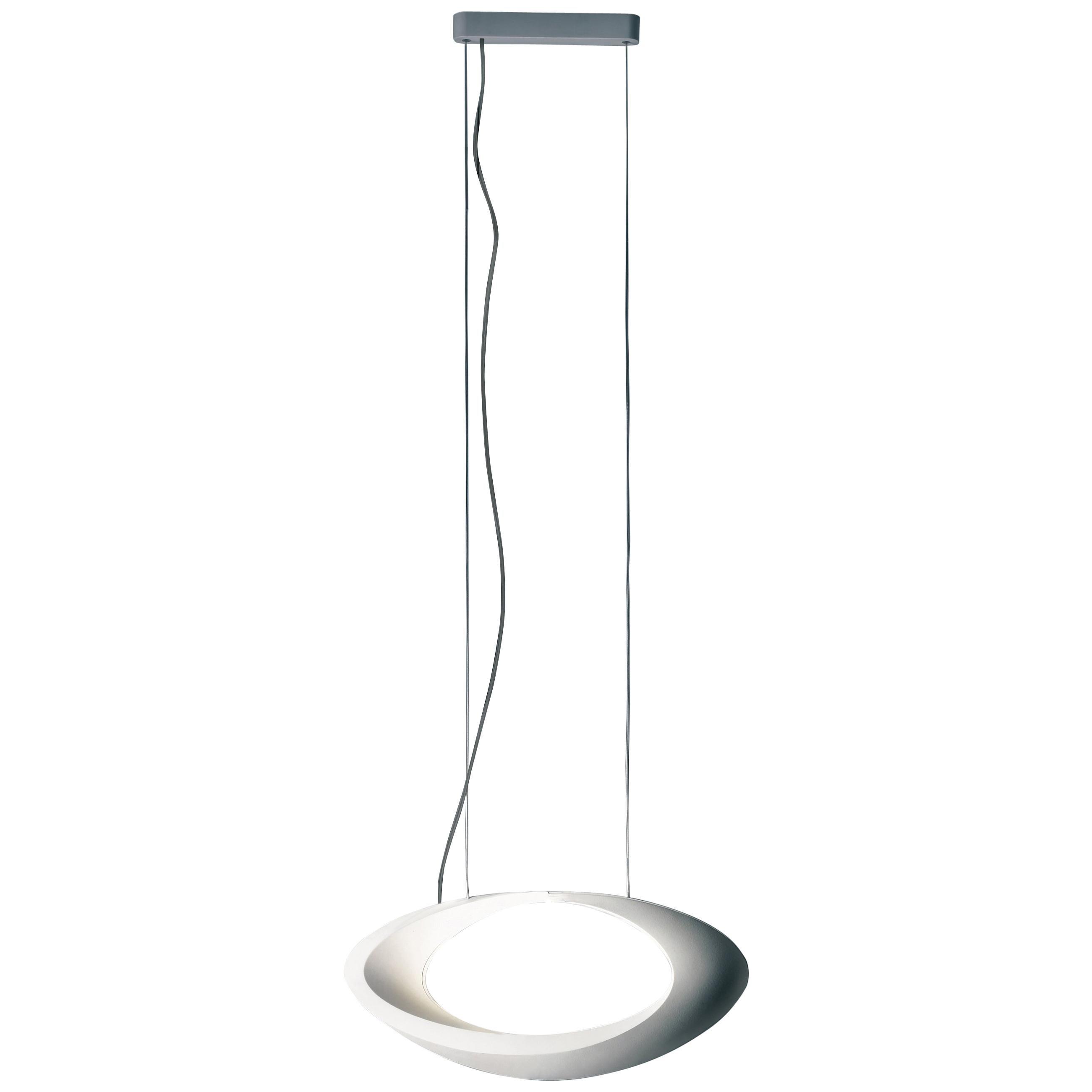 Artemide Cabildo 3000K LED Suspension Light in White