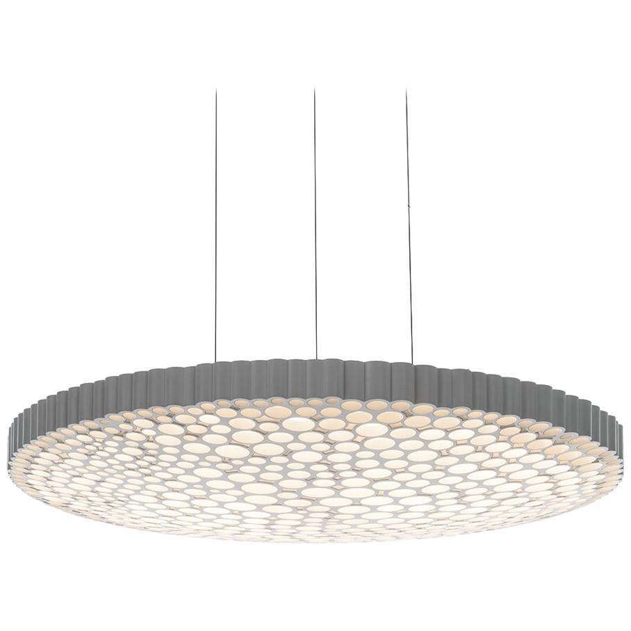 Artemide Calipso 3000K LED Suspension Light in White