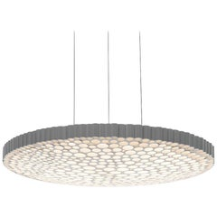 Artemide Calipso 3000K LED Suspension Light in White