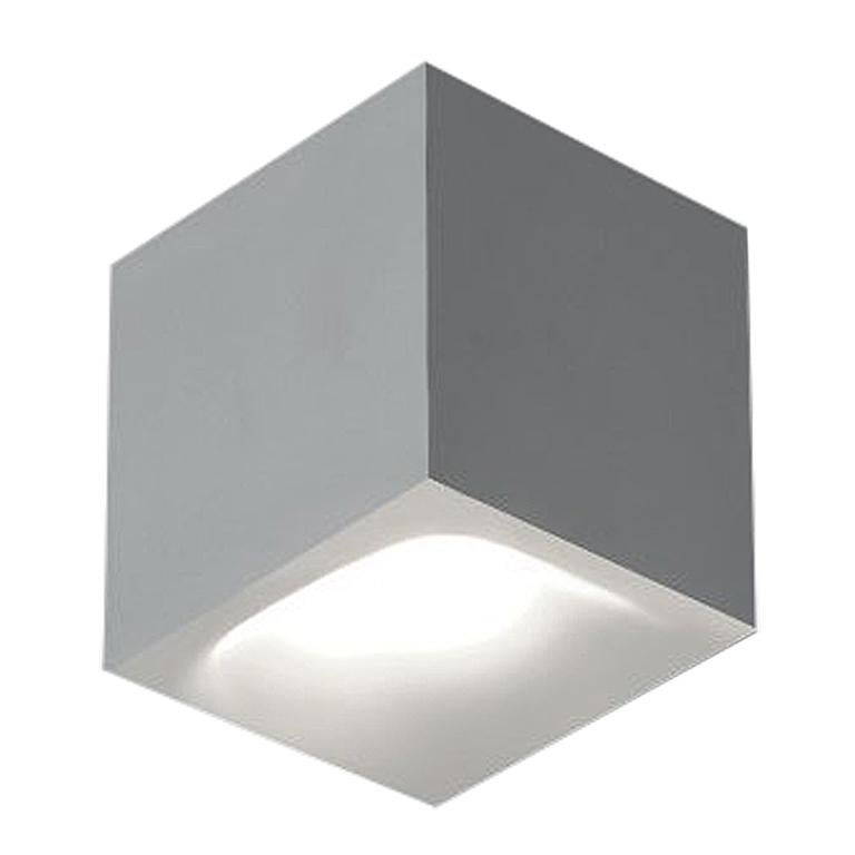 Artemide Aede Wall Light in White For Sale