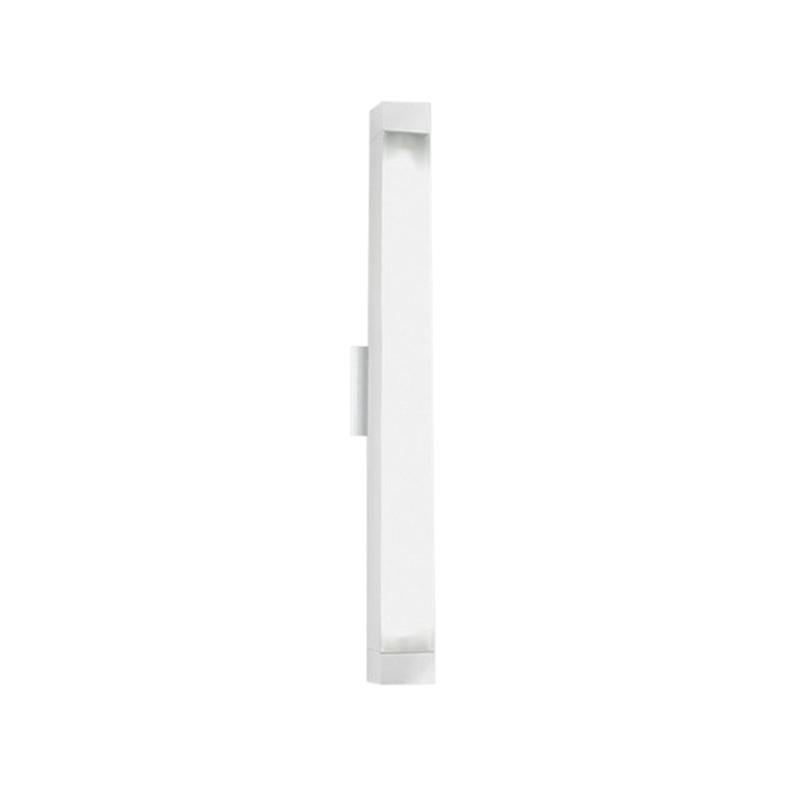 Artemide Square Strip 26 Led Wall and Ceiling Light with Dimmer in White