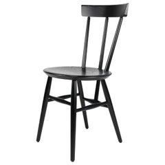 Sakonnet Café Side Chair, Contemporary Windsor Chair