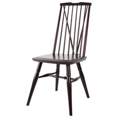 Aquinnah Side Chair, Contemporary Windsor Chair