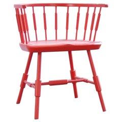 Atlantic Elbow Armchair, Contemporary Windsor Chair