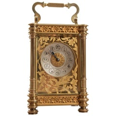 Late Victorian Carriage Clocks and Travel Clocks