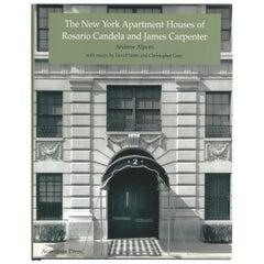 New York Apartment Houses of Rosario Candela and James Carpenter, 'Book'