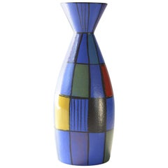 Ceramic Vase by Bodo Mans for Bay Keramik
