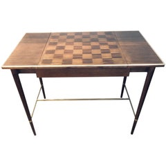 """MCM Game / Card Table """"The Paul McCobb Connoisseur Collection"""" Fully Refinished"""