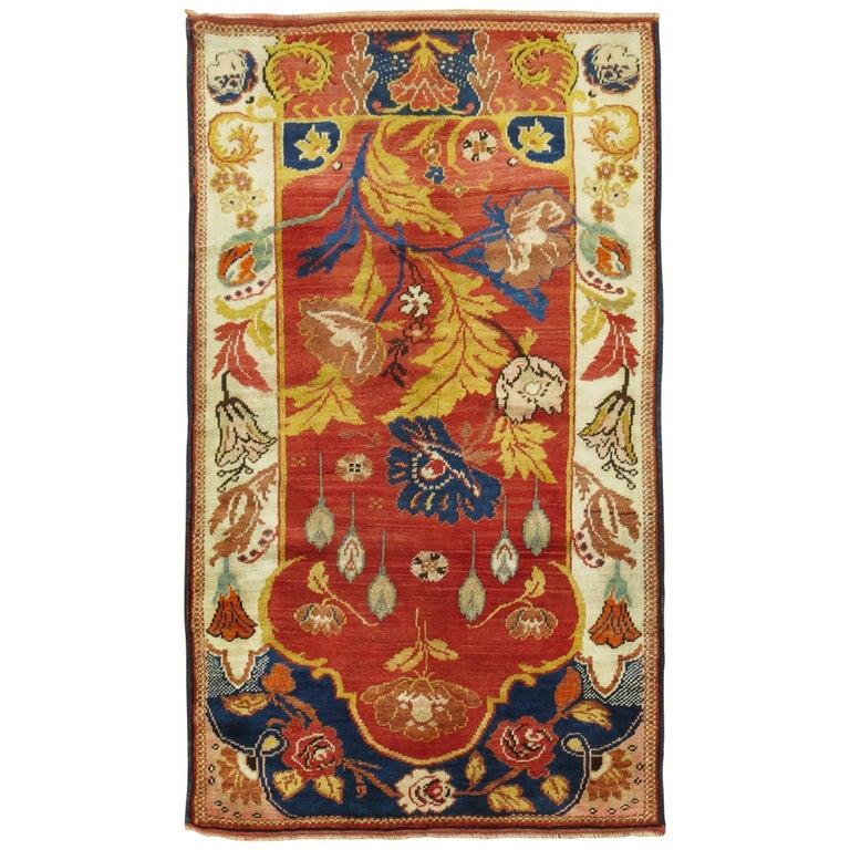 Antique Turkish Rug For Sale