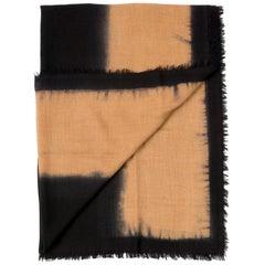 ARIA BLACK Cashmere  Scarf / Wrap