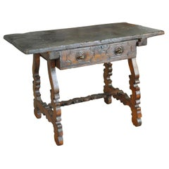 Portuguese 18th Century Side Table