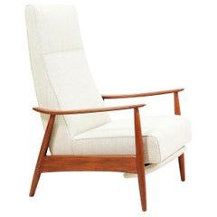 Milo Baughman Model-74 Reclining Lounge Chair for Thayer Coggin