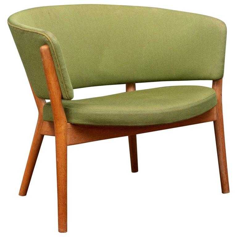 Nanna Ditzel Lounge Chair For Sale