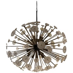 20th Century Sputnik Chandelier
